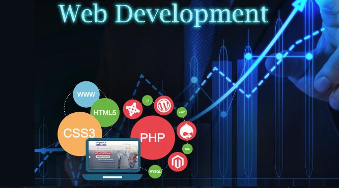 Web Development With Latest Technologies