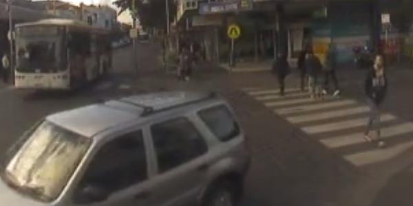 Pedestrian Counts 0083
