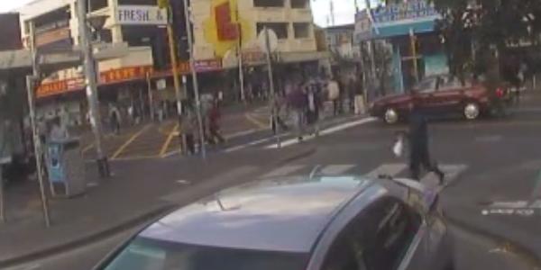 Pedestrian Counts 0092