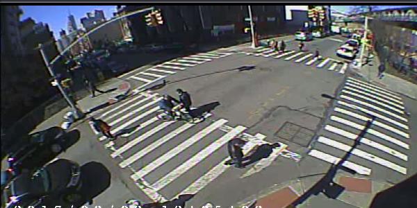 Pedestrian Counts 0002