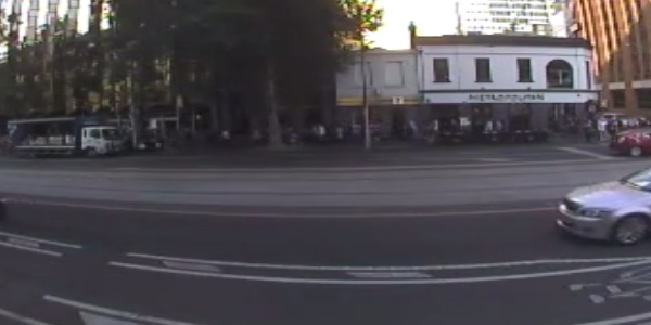 Pedestrian Counts 0024