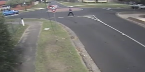 Pedestrian Counts 0050