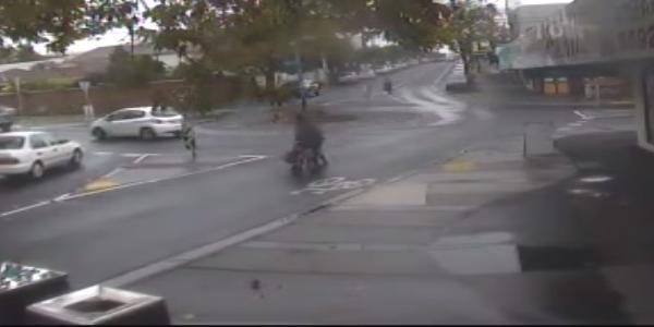 Pedestrian Counts 0053