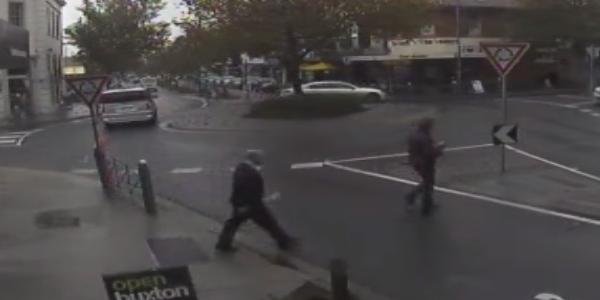 Pedestrian Counts 0054