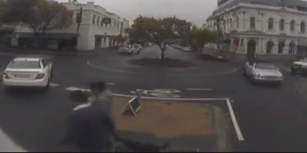 Pedestrian Counts 0055