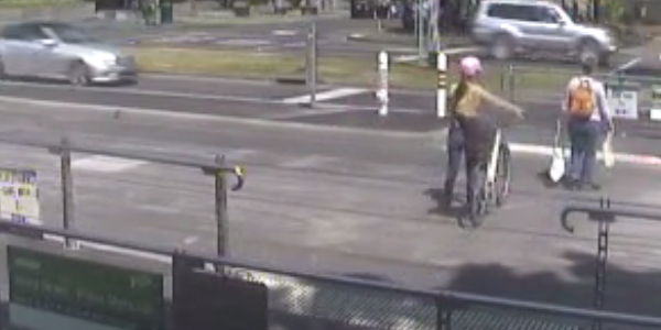 Pedestrian Counts 0110