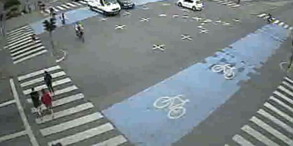 Pedestrian Counts 0073