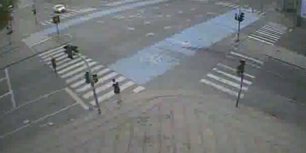Pedestrian Counts 0074