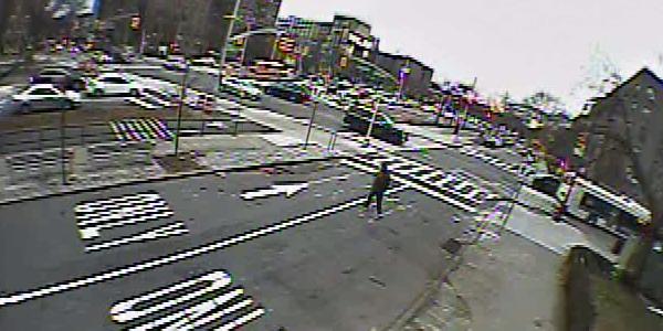 Pedestrian Counts 0118